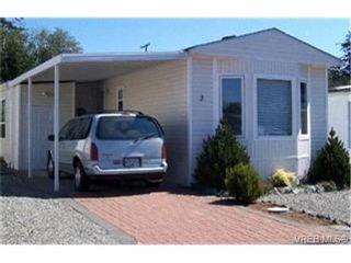 Photo 1:  in SOOKE: Sk John Muir Manufactured Home for sale (Sooke)  : MLS®# 374439