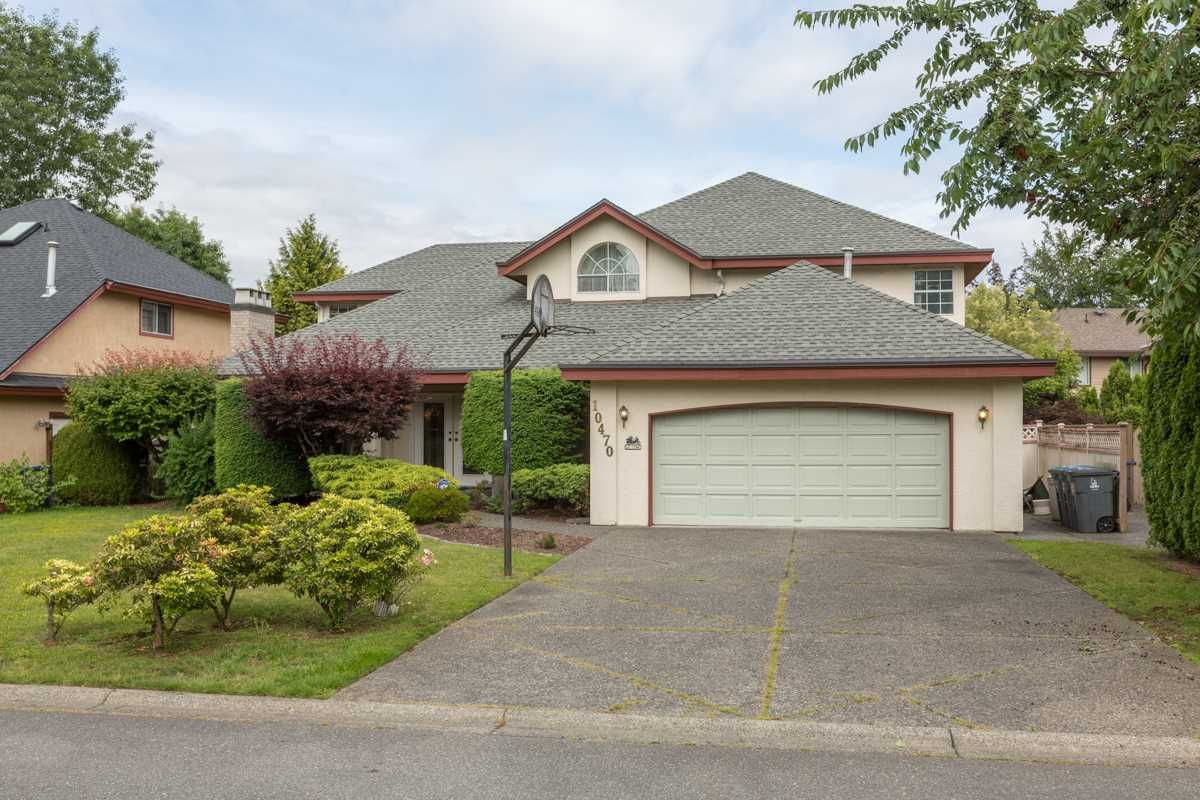 Main Photo: 10470 ASHDOWN Place in Surrey: Fraser Heights House for sale (North Surrey)  : MLS®# R2082179