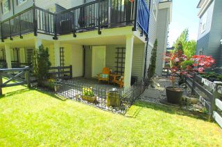 "Photo 15: 38 2495 DAVIES Avenue in Port Coquitlam: Central Pt Coquitlam Townhouse for sale in ""ARBOUR"" : MLS®# R2068269"