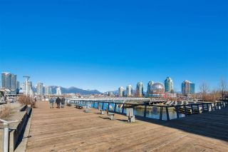 """Photo 34: 403 181 W 1ST Avenue in Vancouver: False Creek Condo for sale in """"BROOK AT THE VILLAGE AT FALSE CREEK"""" (Vancouver West)  : MLS®# R2576731"""