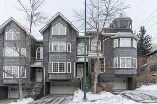 Main Photo: 1908 11 Street SW in Calgary: Lower Mount Royal Row/Townhouse for sale : MLS®# A1064280