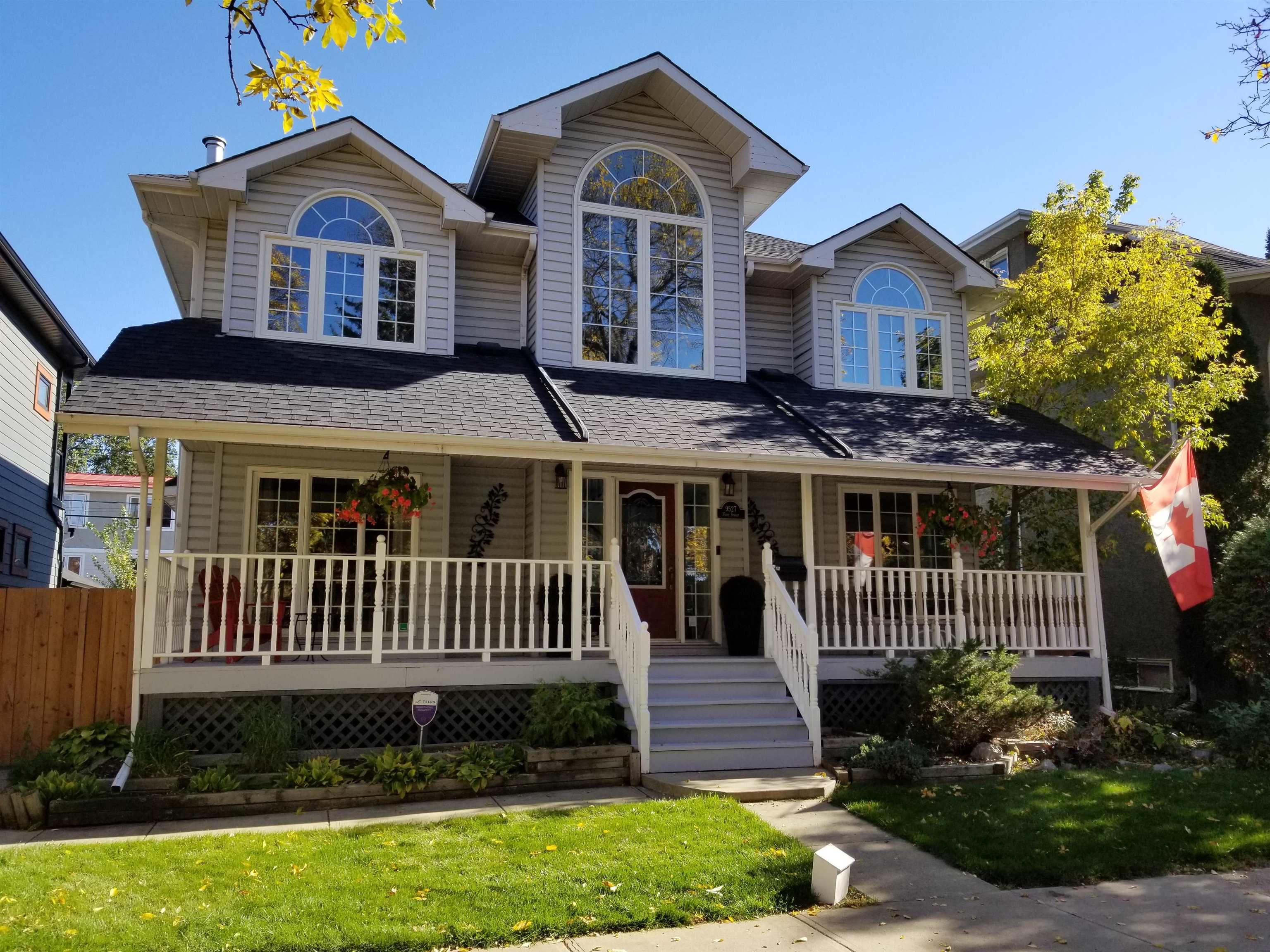 Main Photo: 9527 101 Street in Edmonton: Zone 12 House for sale : MLS®# E4264743