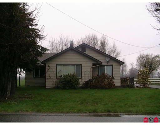 Main Photo: 42285 S SOUTH SUMAS Road in Sardis: Greendale Chilliwack House for sale : MLS®# H2704941