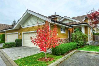 "Photo 1: 43 14655 32 Avenue in Surrey: Elgin Chantrell Townhouse for sale in ""ELGIN POINTE"" (South Surrey White Rock)  : MLS®# R2559487"