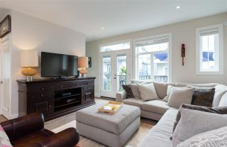 """Photo 12: 33 7665 209 Street in Langley: Willoughby Heights Townhouse for sale in """"ARCHSTONE YORKSON"""" : MLS®# R2307315"""