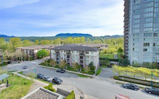 """Photo 8: 707 651 NOOTKA Way in Port Moody: Port Moody Centre Condo for sale in """"SAHALEE"""" : MLS®# R2361626"""
