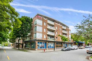 Main Photo: 332 5790 EAST BOULEVARD in Vancouver: Kerrisdale Townhouse for sale (Vancouver West)  : MLS®# R2547352