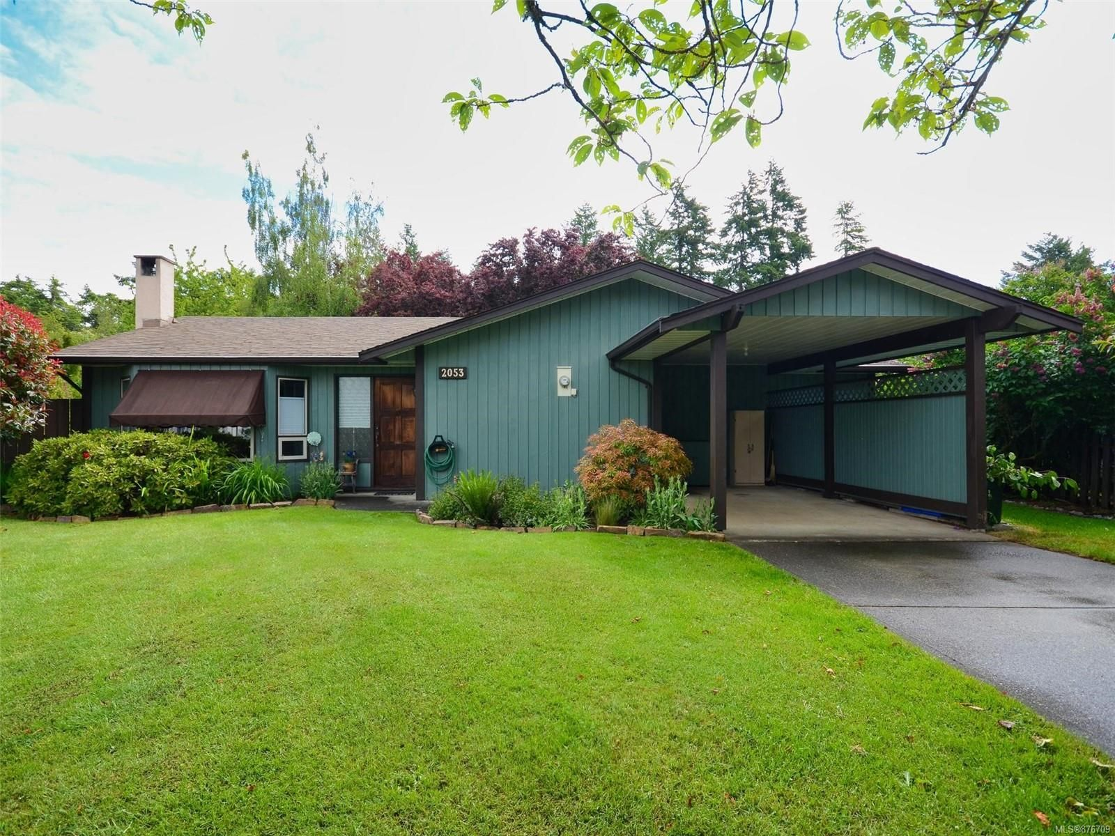 Main Photo: 2053 Winmeadow Pl in : Si Sidney South-West House for sale (Sidney)  : MLS®# 876709