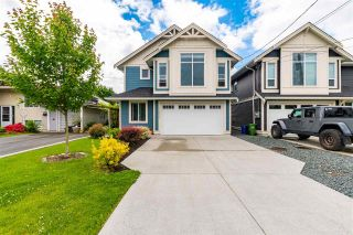 Photo 1: 45374 WESTVIEW Avenue in Chilliwack: Chilliwack W Young-Well House for sale : MLS®# R2586988