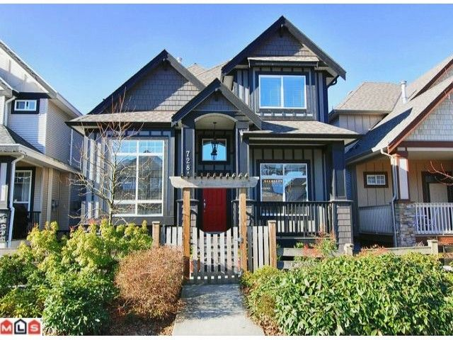 """Main Photo: 7281 197B Street in Langley: Willoughby Heights House for sale in """"Mountain View Estates"""" : MLS®# F1203048"""