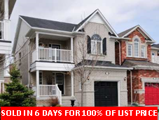 Main Photo: 59 Kenilworth Crescent in Brooklin: Freehold for sale