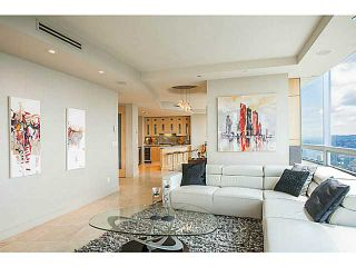 Photo 3: 3904 938 Nelson Street in Vancouver: Downtown VW Condo for sale (Vancouver West)  : MLS®# V1078351
