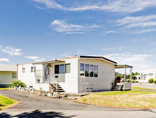 Photo 1: 44 6325 Metral Dr in Nanaimo: Na Pleasant Valley Manufactured Home for sale : MLS®# 879454