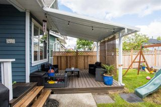"""Photo 22: 171 PHILLIPS Street in New Westminster: Queensborough House for sale in """"Thompson's landing"""" : MLS®# R2578398"""