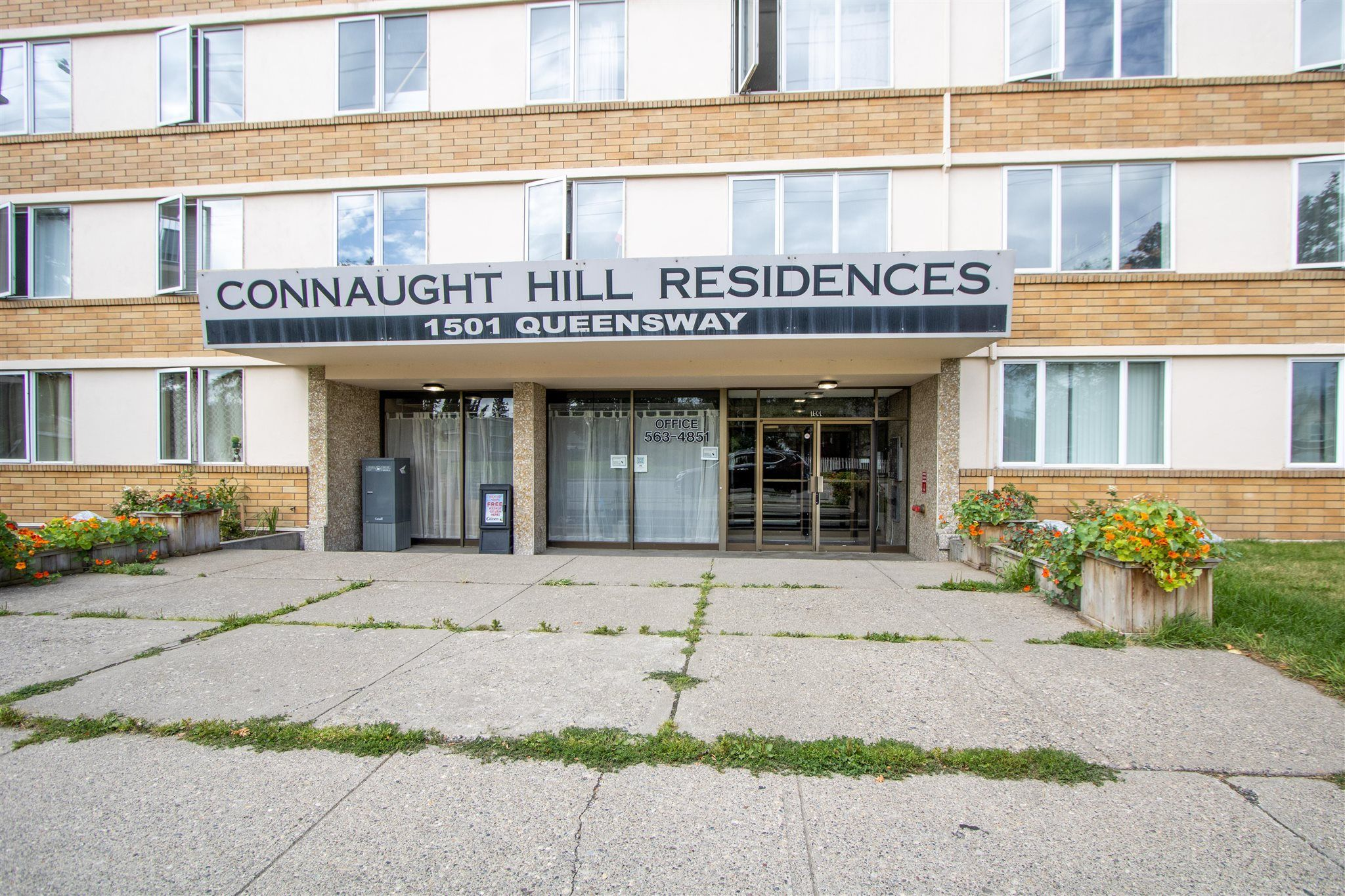 """Main Photo: 1201 1501 QUEENSWAY Boulevard in Prince George: Connaught Condo for sale in """"Connaught Hill Residences"""" (PG City Central (Zone 72))  : MLS®# R2608626"""