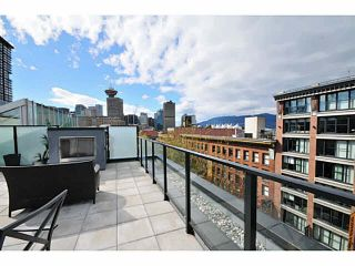 """Photo 12: 604 12 WATER Street in Vancouver: Downtown VW Condo for sale in """"WATER STREET GARAGE"""" (Vancouver West)  : MLS®# V1119497"""
