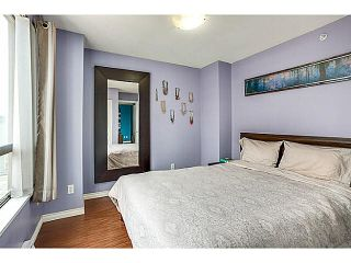 """Photo 8: 1603 1189 HOWE Street in Vancouver: Downtown VW Condo for sale in """"GENESIS"""" (Vancouver West)  : MLS®# V1065396"""