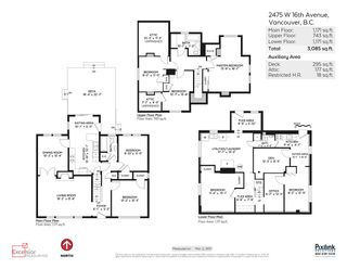 Photo 20: 2475 W 16TH Avenue in Vancouver: Kitsilano House for sale (Vancouver West)  : MLS®# R2143783