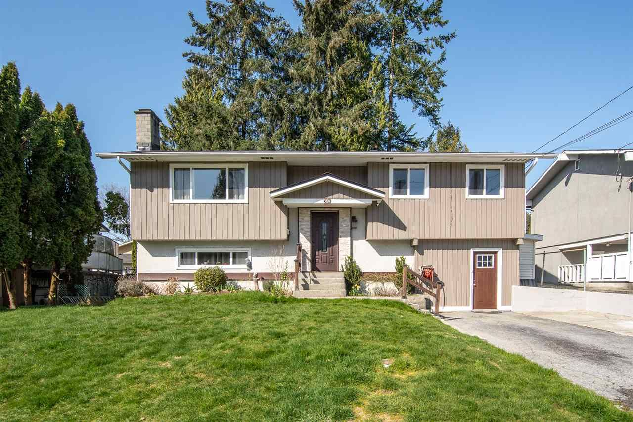 Main Photo: 3811 WELLINGTON Street in Port Coquitlam: Oxford Heights House for sale : MLS®# R2562811