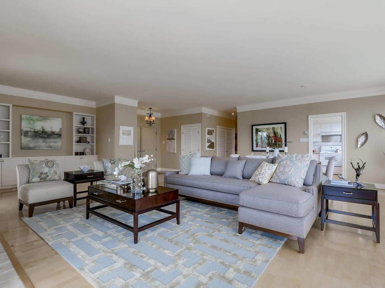 """Photo 4: Photos: 800 1675 HORNBY Street in Vancouver: Yaletown Condo for sale in """"SEAWALK SOUTH"""" (Vancouver West)  : MLS®# R2083569"""