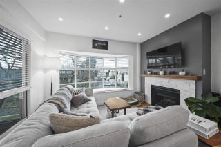 """Photo 1: 306 2216 W 3RD Avenue in Vancouver: Kitsilano Condo for sale in """"Radcliffe Point"""" (Vancouver West)  : MLS®# R2554629"""