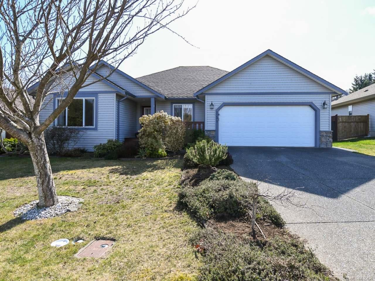 Main Photo: 1291 Noel Ave in COMOX: CV Comox (Town of) House for sale (Comox Valley)  : MLS®# 835831