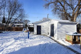 Photo 30: 125 Ashland Avenue in Winnipeg: Riverview Residential for sale (1A)  : MLS®# 202102612