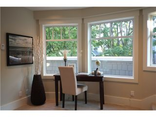 Photo 4: 2346 W 8TH Avenue in Vancouver: Kitsilano Townhouse  (Vancouver West)  : MLS®# V1081681