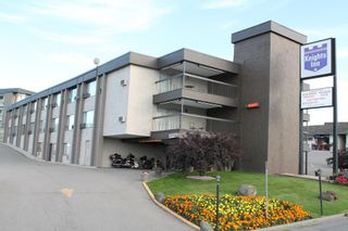 Photo 1: JUST SOLD-KNIGHTS INN KAMLOOPS: Commercial
