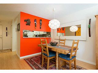 Photo 6: 418 1500 Pendrell Street in Vancovuer: westend vw Condo for sale (Vancouver West)  : MLS®# V1121986