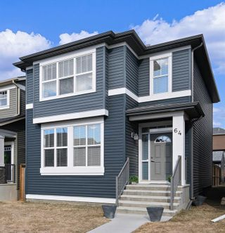 Main Photo: 64 Evansborough Way NW in Calgary: Evanston Detached for sale : MLS®# A1094678