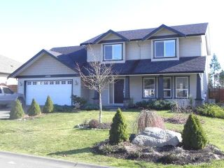 Photo 1: 2606 Hebrides Cres in COURTENAY: CV Courtenay East House for sale (Comox Valley)  : MLS®# 667039