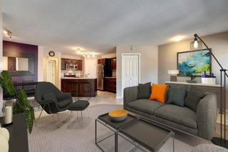 Photo 4: 104 20 Panatella Landing NW in Calgary: Panorama Hills Row/Townhouse for sale : MLS®# A1117783