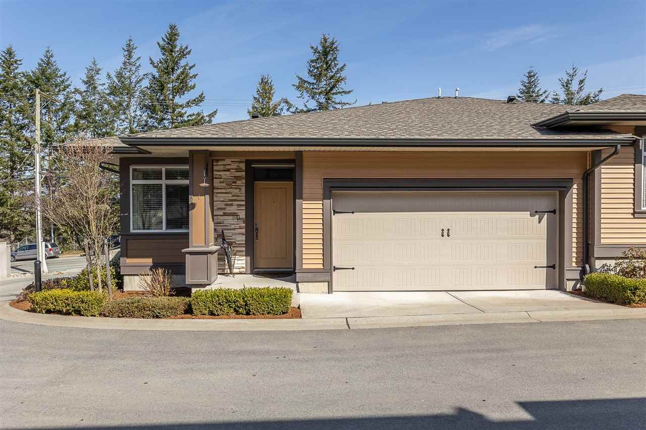 "Main Photo: 1 35846 MCKEE Road in Abbotsford: Abbotsford East Townhouse for sale in ""SANDSTONE RIDGE"" : MLS®# R2566152"