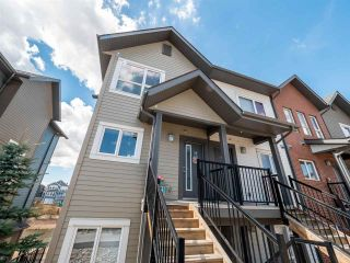 Photo 1: 87 2560 PEGASUS Boulevard in Edmonton: Zone 27 Townhouse for sale : MLS®# E4241876
