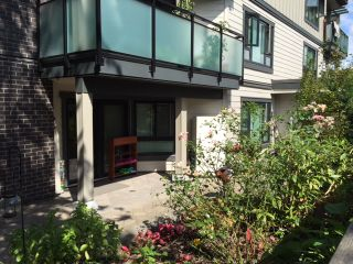 "Photo 23: 105 1750 MAPLE Street in Vancouver: Kitsilano Condo for sale in ""MAPLEWOOD PLACE"" (Vancouver West)  : MLS®# V1135503"