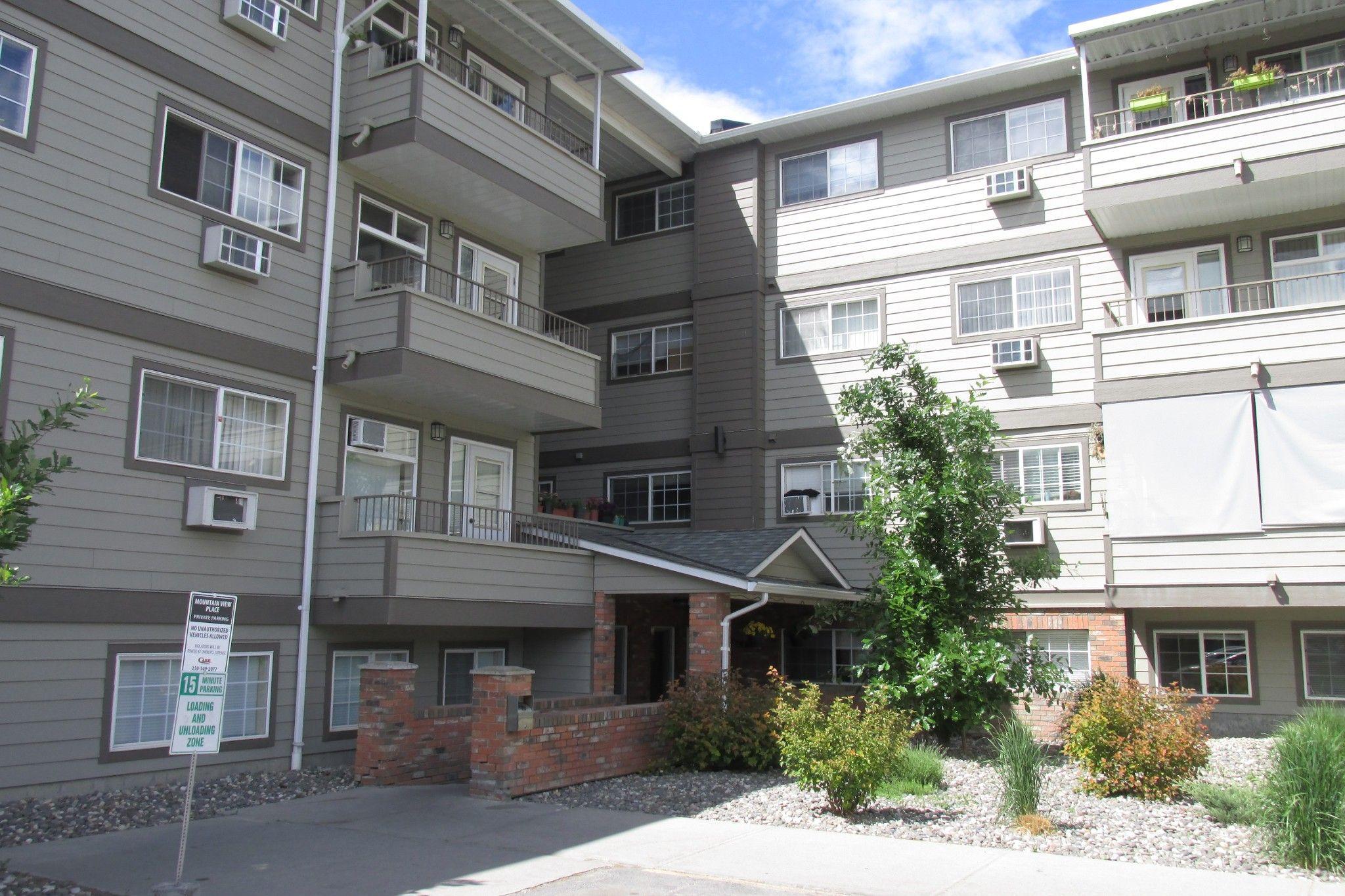 Photo 1: Photos: #406 3700 28A St in Vernon: City of Vernon Condo for sale : MLS®# 10184299