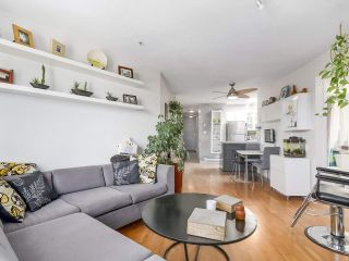 """Photo 9: 404 1562 W 5TH Avenue in Vancouver: False Creek Condo for sale in """"GRYPHON COURT"""" (Vancouver West)  : MLS®# R2211506"""