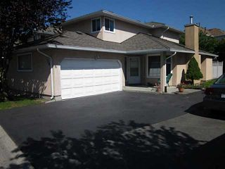 "Photo 1: 118 15501 89A Avenue in Surrey: Fleetwood Tynehead Townhouse for sale in ""Avondale"" : MLS®# F1321138"