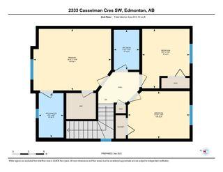 Photo 3: 2333 CASSELMAN Crescent in Edmonton: Zone 55 House Half Duplex for sale : MLS®# E4262948