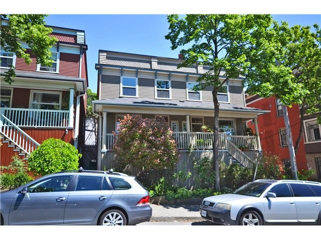 FEATURED LISTING: 618 JACKSON Avenue Vancouver