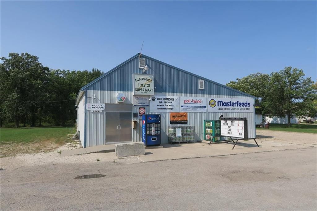 Main Photo: 7 Main Street in Tolstoi: Industrial / Commercial / Investment for sale (R17)  : MLS®# 202121837