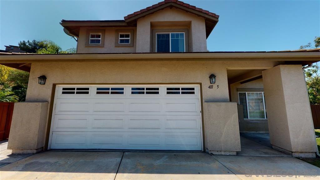 Main Photo: LA MESA House for sale : 3 bedrooms : 4111 Massachusetts Ave #5