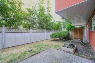 """Photo 29: 111 303 CUMBERLAND Street in New Westminster: Sapperton Townhouse for sale in """"Cumberland Court"""" : MLS®# R2606007"""