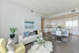 Photo 1: 3706 6638 DUNBLANE Avenue in Burnaby: Metrotown Condo for sale (Burnaby South)  : MLS®# R2357054