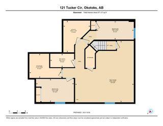 Photo 33: 121 Tucker Circle: Okotoks Semi Detached for sale : MLS®# A1153389