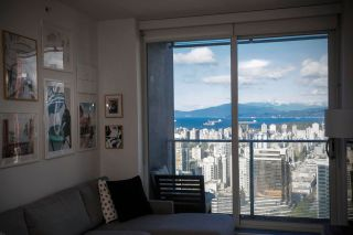 """Photo 2: 4703 777 RICHARDS Street in Vancouver: Downtown VW Condo for sale in """"Telus Garden"""" (Vancouver West)  : MLS®# R2616967"""