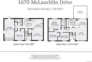 Photo 2: 1670 MCLAUCHLIN DRIVE in COURTENAY: CV Courtenay East House for sale (Comox Valley)  : MLS®# 788988