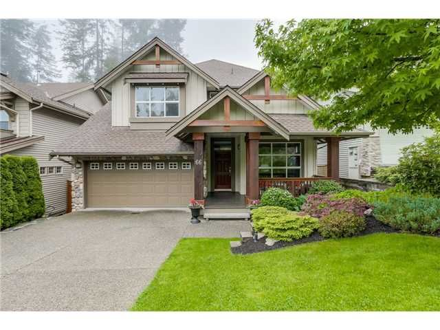Main Photo: 66 HAWTHORN DR in Port Moody: Heritage Woods PM House for sale : MLS®# V1125489