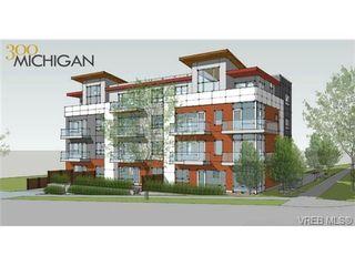 Photo 1: 204 300 Michigan St in VICTORIA: Vi James Bay Condo for sale (Victoria)  : MLS®# 716240